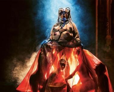 The opera Tristessa